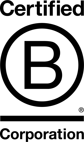 B Corp certification logo