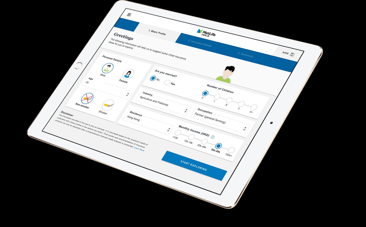 Metlife, insurance app