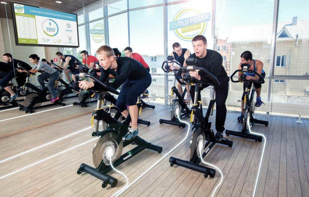 Revolutionising fitness for renewable energy